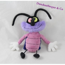 Plush cockroach Joey JEMINI Oggy and the cockroaches cartoon 20 cm
