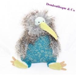 Plush bird Kiwi MOULIN ROTY Bazaar 25 cm moulin Roty