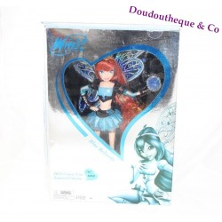 Poupée de collection Bloom Winx Club Silver comic-con limited edition Blue Believix