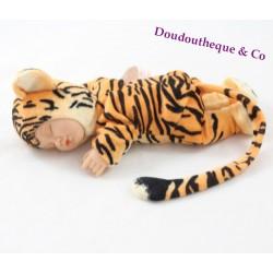 Poupée ANNE GEDDES bébé tigre déguisement 23 cm