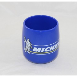 Mug Bibendum MICHELIN Blue Classic mug made in the UK vintage 9 cm