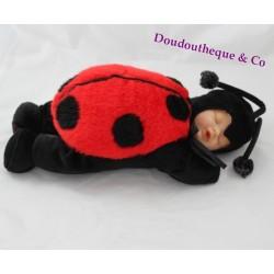 Doll ANNE GEDDES baby Ladybug costume 36 cm