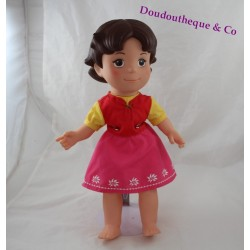 Heidi FAMOSA doll soft body 36 cm