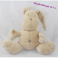 Doudou rabbit MAMAS and PAPAS 22cm sitting