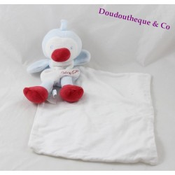 Flat blankie duck bird Penguin sugar barley cashew handkerchief