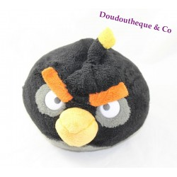 Plush ANGRY BIRDS bird Black Black bird 12 cm