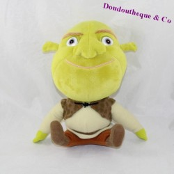 Shrek plush BIG HEADZ DreamWorks OGRE green 23 cm