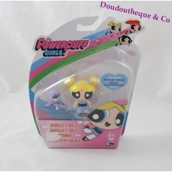 Bubble figurine the SUPERS chicks the Powerpuff Girls