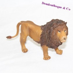 Lion figurine PAPO animals of the Savannah PVC 9 cm