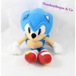 Peluche Sonic the Hedgehog IMPACT SEGA personnage jeux vidéo 22 cm