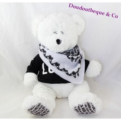 Teddy bear MARIONNAUD rock'n love by Zadig and Voltaire