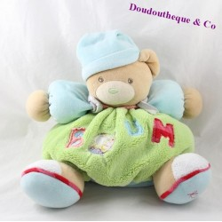 Doudou BOUM bear kaloo Bliss bear budderball 28 cm