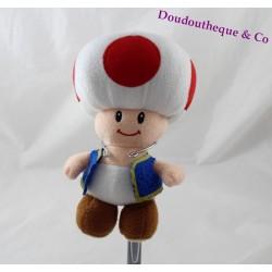 Toad SUPER MARIO Nintendo mushroom 20 cm