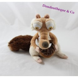 Scrat GIPSY Squirrel Age Scrat With Hazelnut 18 cm