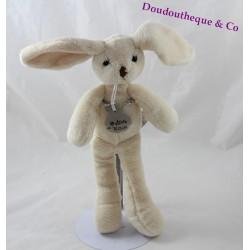 OURS Sweety Beige Geschichte Kaninchen 29 cm