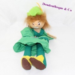 Puppet Peter Pan IN SYCOMORE green sword 38 cm