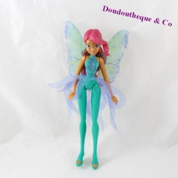Layla KINDER Winx Green Club Green Wing 23 cm Fairy Figure