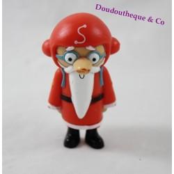 Figurine Père Noël Samsam BAYARD S. BLOCH Sam sam hotte 8 cm