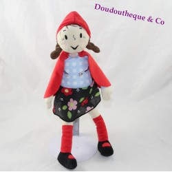 IKEA Lillgammal Red Riding Hood doll 34 cm