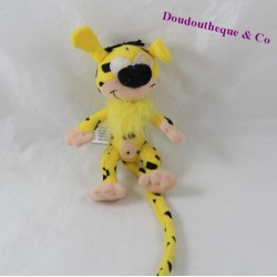 Mini plush Marsupilami JEMINI yellow black stains 13 cm