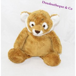 WWF ANNA CLUB PLUSH brown tiger 25 cm