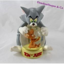 Snowglobe Tom and Jerry LOONEY TUNES boule à neige 20 cm