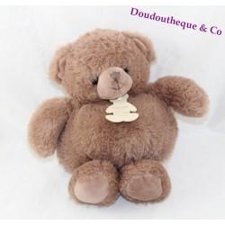 OurS Brown Boulidoux HISTORY Bear Cub 25 cm HO2581