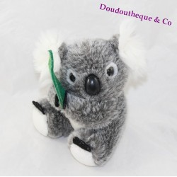 White-leaf white-leaf koala towel Australia 18 cm