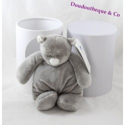 Teddy bear Nouky NOUKIE's star powder gray 26 cm