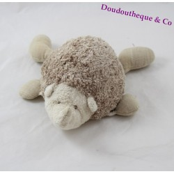 Howard hedgehog fluff dimPEL beige linen 20 cm