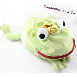 Pyjama stun stow ikea green frog 50 cm
