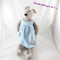 Moulin ROTY The Big Family Blue Dress 48 cm