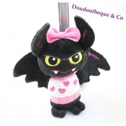 Huge Count Fabulous Bat MONSTER HIGH black pink Draculaura 23 cm