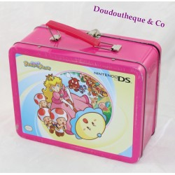 Princess Peach NINTENDO DS metal box suitcase Super Princess Peach