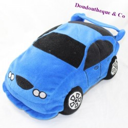 Blue and black padded car 37 cm