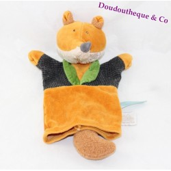 Doudou fox puppet MOULIN ROTY Once upon a time 25 cm