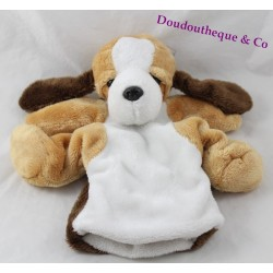 Doudou puppet dog NOUNOURS 25cm