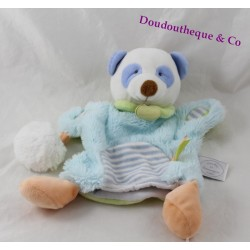 Doudou panda puppet DOUDOU AND COMPAGNIE Lovely Pistachio