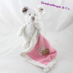 NicoTOY mouse handkerchief 23 cm
