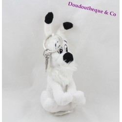 Dog plush key holder Idefix PARC ASTERIX Goscinny Uderzo 2010
