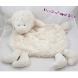 Doudou sheep LA GALLERIA lamb range white pajamas 50 cm