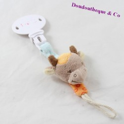 Attached lollipop Hedgehog NATTOU Little Garden attached nipple 23 cm