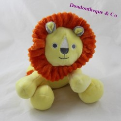 Lion heMA orange yellow 18 cm