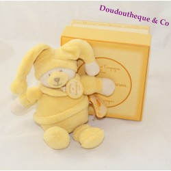 Blankie bears DOUDOU and company gentle yellow badge