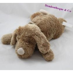 J-LINE jline elongated brown dog 36 cm