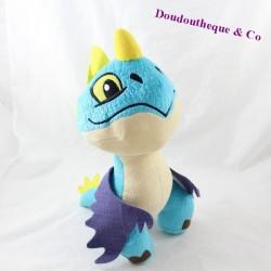 Sturmtuch DRAGON 2 Dreamworks blauer Drache 32 cm