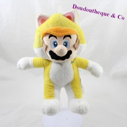 Mario SUPER MARIO Nintendo towel disguised as 25 cm yellow cat