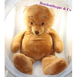 Large teddy bear XXL MAX - Brown SAX 100 cm 1 m