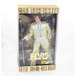 Elvis Presley MATTEL The King of rock and roll doll! gold outfit