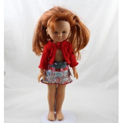 Clara COROLLE Doll The Red-haired Darlings brown eyes J4626 33 cm